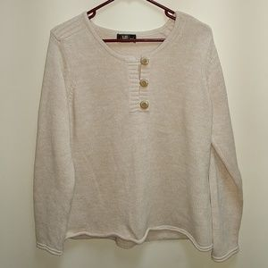 Eddie Bauer sweater